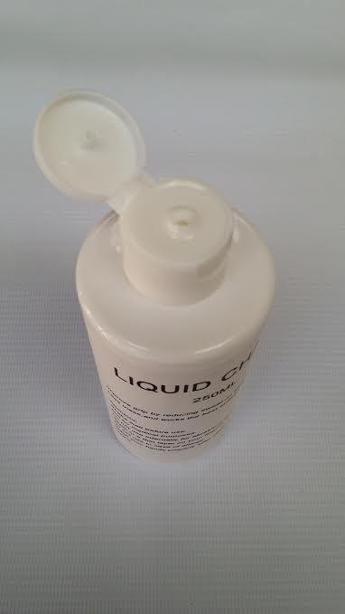 gesso liquido per sollevamento pesi