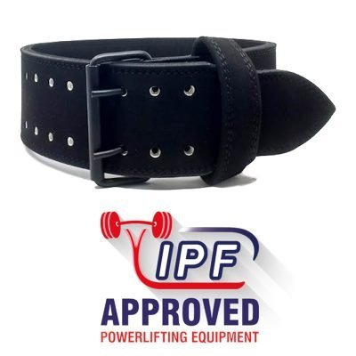cintura per gare powerlifting ipf approved