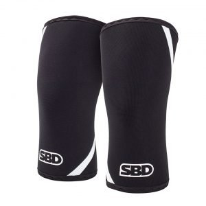 Ginocchiere Squat, ginocchiere per lo squat, le migliori ginocchiere per lo squat, ginocchiere neoprene, ginocchiere SBD, ginocchiere squat SBD, ginocchiere powerlifting