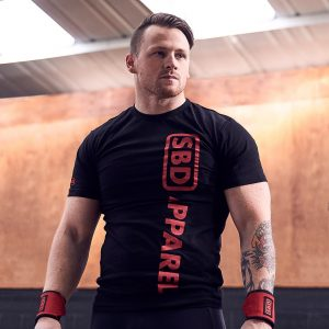 T-Shirt Abbigliamento Powerlifting, t-shirt powerlifting, le migliori t-shirt da powerlifting, t-shirt SBD, le migliori t-shirt SBD, t-shirt competizione, t-shirt da competizione, t-shirt da palestra